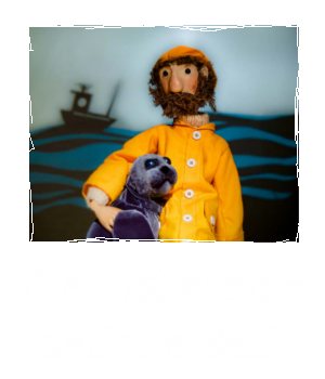 The Fisherman and the Seal was created with the support of the Quality Production award from Creative Scotland. Alison Monaghan of Yugen Puppet Company collaborated with Gerry Mulgrew (director), Fabrizio Montecchi (shadow director), Jim Harbourne (music), Peter Graham (designer) and Iain Halket (puppeteer/designer).                   <p> The show first toured in 2015, and featured in The Puppet Animation Festival Scotland in 2016 and 2017. We also performed it in 2016 at the International Puppet Festival in Izmir, Turkey.                   <p>This show is suitable for ages 5+ and is a great family show which lasts 45 minutes.